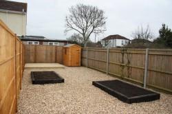 new garden building